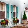 Southern Style House Exterior, East Bay Street, Charleston, South Carolina