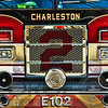 Charleston Fire Engine Front Close Up