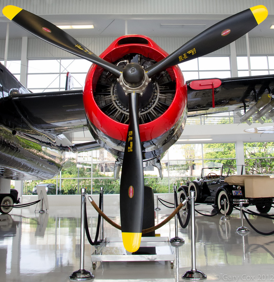 Red Cowl and immaculate props (A-26)