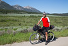 Rob Adams, aged 60, at near 1000 mile mark on Tour Divide Race