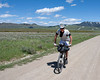 Northbound cyclist, Paul Attalla is in the lead by quite a distance for those participating in the northbound Tour Divide race from Mexico to Banff, AB. Paul is in Red Rock Lakes National Wildlife Refuge in Montana on June 21, 2011 here.