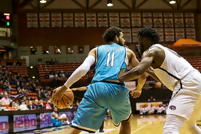 Nevada at University of Pacific in Stockton, Nov. 18, 2017
