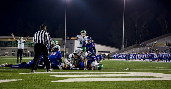 St. Mary's (Stockton) vs Folsom 2016-12-03