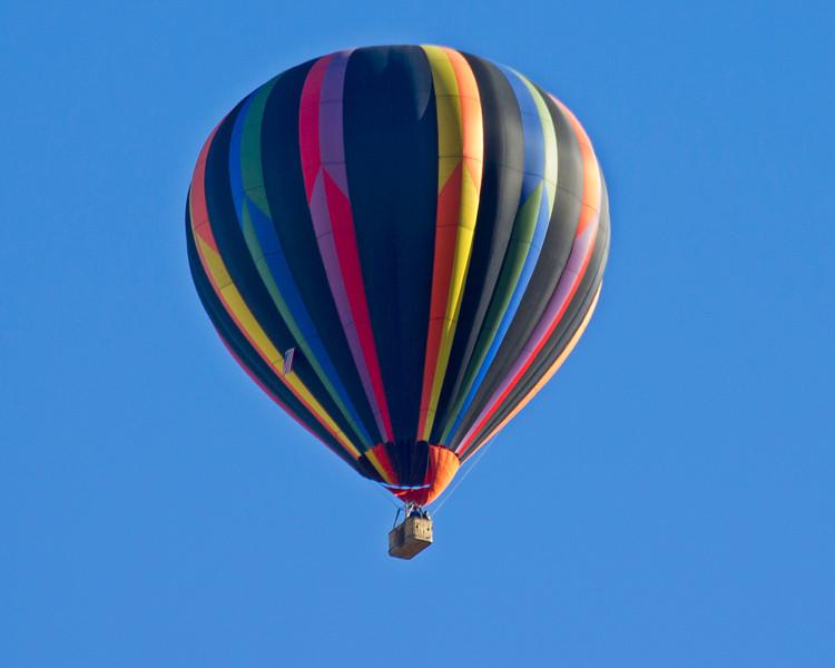 Hot Air Balloon, Menifee, California, March 2, 2013