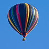Hot Air Balloon, Menifee, California, March 2, 2013