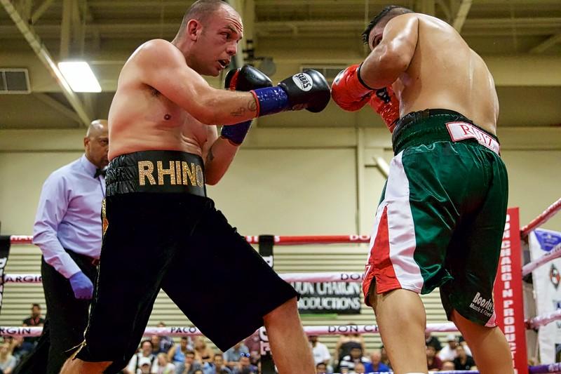 Woodland Friday Night Fights 2017-06-23