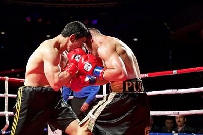 Rudy Puga vs. Cameron Rivera