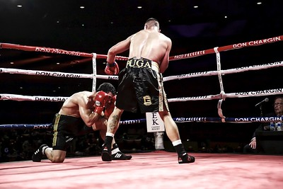 Rudy Puga vs Cameron Rivera