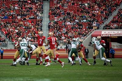 NY Jets at SF 49ers  2016-12-11
