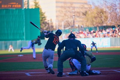 Sacramento River Cats vs San Francisco Giants