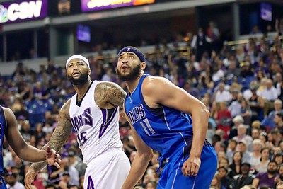 DeMarcus Cousins, JaVale McGee