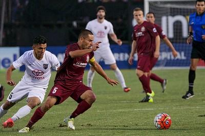 vs. San Antonio 2016-08-06