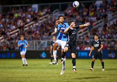 Sacramento Republic FC vs Fresno FC 9-4-18