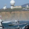 Army radar station at Pillar Point