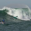 Greg Long Wipeout at Mavericks