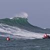 Another Mavericks wave