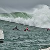 Another massive Mavericks wave