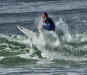 Pacifica surfing