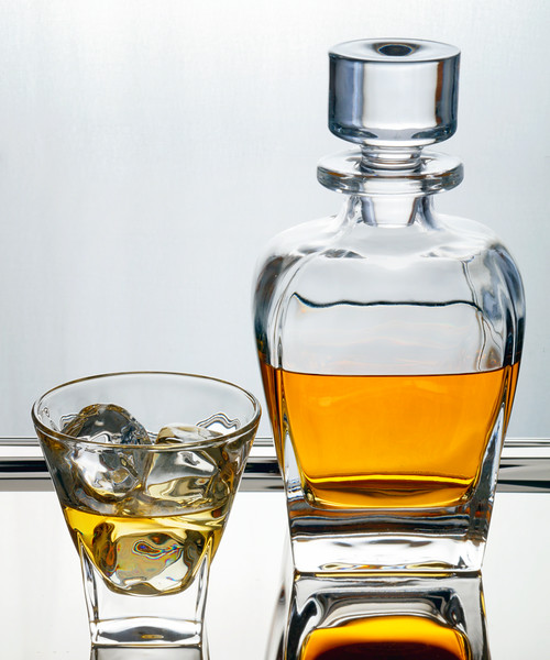 Perfectly Smooth Aged Scotch Whiskey