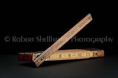 Vintage ZigZag Ruler