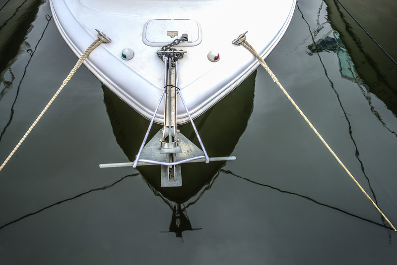 Nautical Tension And Reflections