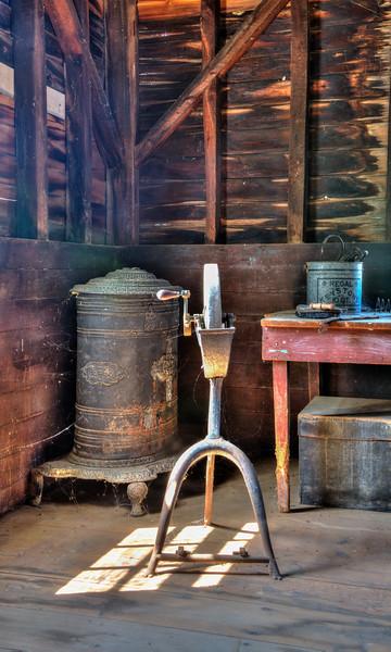 Historic Barn Workshop