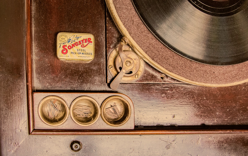 78 RPM And Accessories