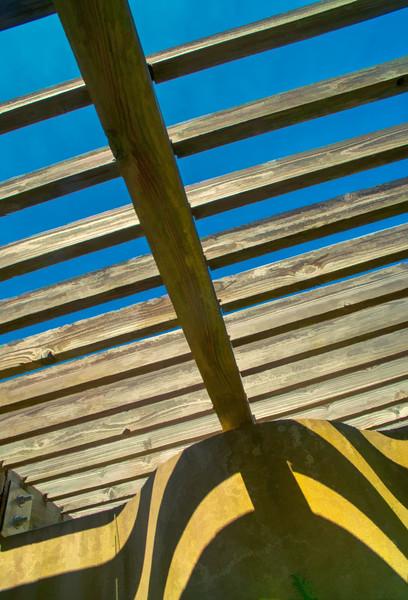 Open Sky Gazebo Roof