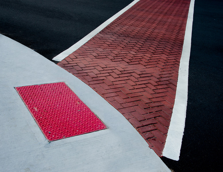 Transitions Of The Traffic Lines