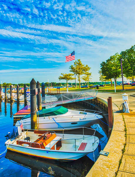 Marine Park Morning