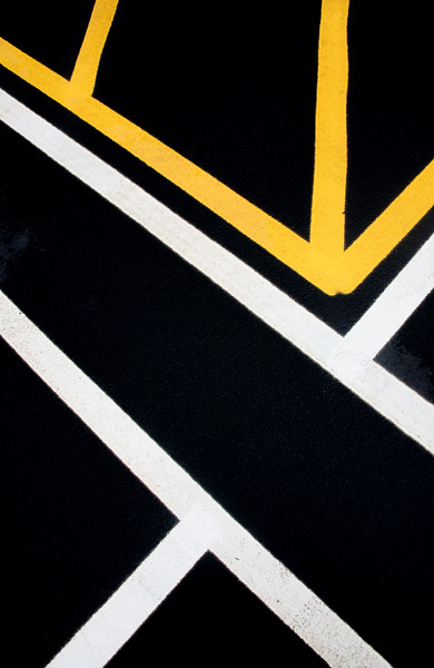 Diagonal Path Traffic Lines
