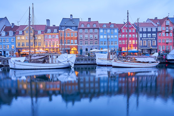 Reflections on Nyhavn