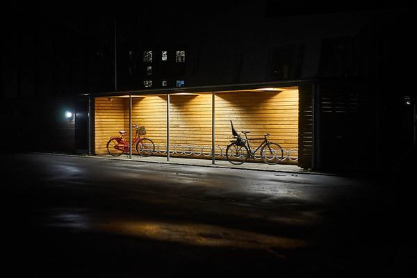 Bike Hut