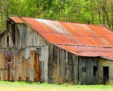 Parke County Barn