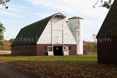 Interesting Barn