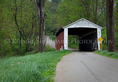 Melcher Bridge, Parke County IN