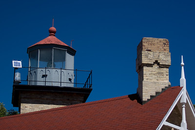Eagle Bluff Light