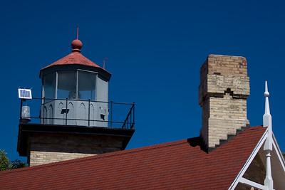 Eagle Bluff Light