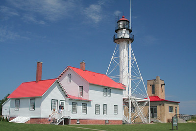 Whitefish Point LIght