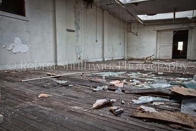 Abandoned V