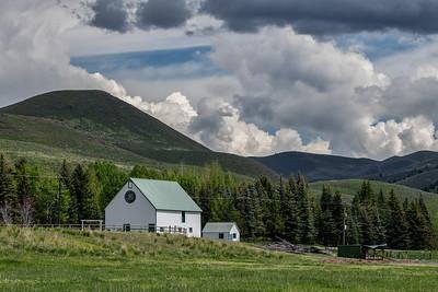 Reinheimer Barn Spring, Ketchum, Idaho