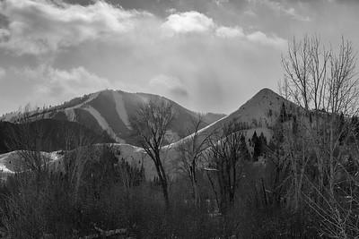 Bald Mountain, Sun Valley, Idaho