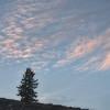 Subtle Sunset over Sun Valley, Idaho