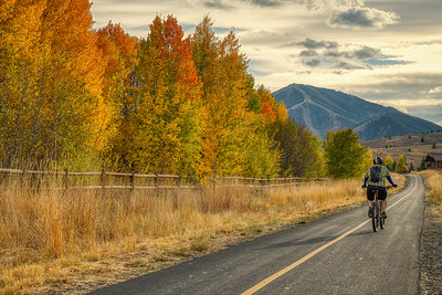 Fall Recreation in Sun Valley, Idaho