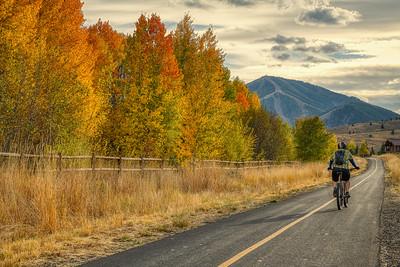 Fall Recreation in Sun Valley, Idaho