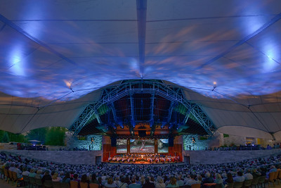 Sun Valley Summer Symphony - Daphnis et Chloe Concert