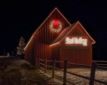 Christmas In Sun Valley, Idaho