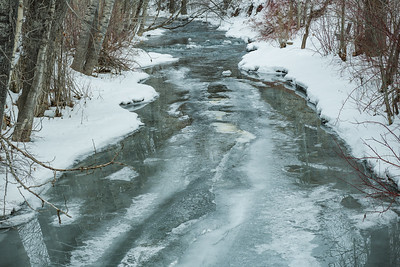 Trail Creek Winter, Sun Valley, Idaho