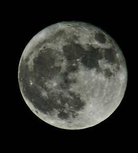 Super Moon, 2016, about 90 degrees, Cropped