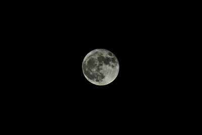 Super Moon, 2016, about 90 degrees